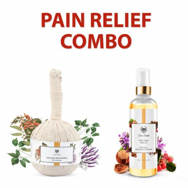Seer Secrets Pain Relief Combo