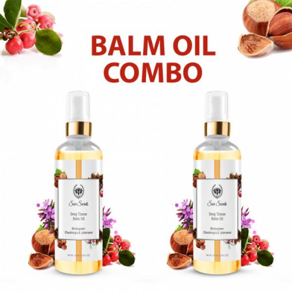 Seer Secrets Balm Oil Duo