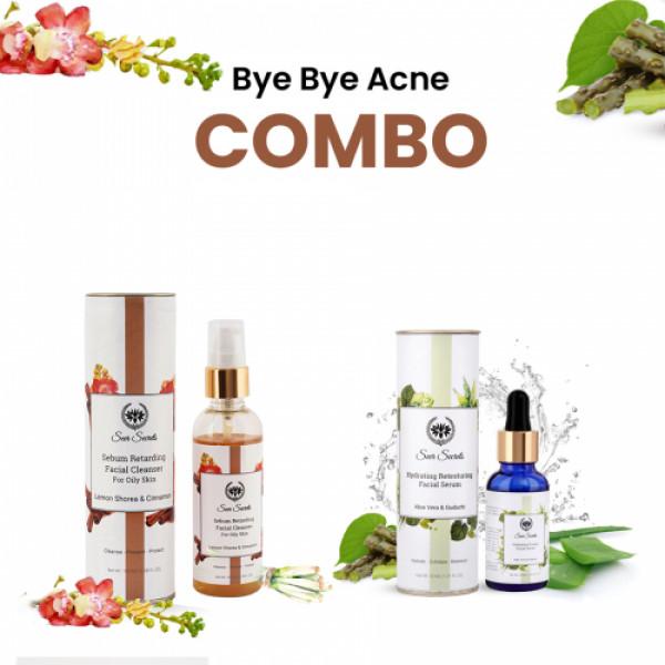 Seer Secrets Bye Bye Acne Combo