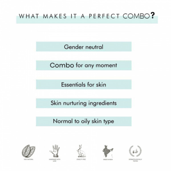 Seer Secrets Healthy Hair Combo, 800gm