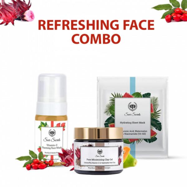 Seer Secrets Refreshing Face Combo