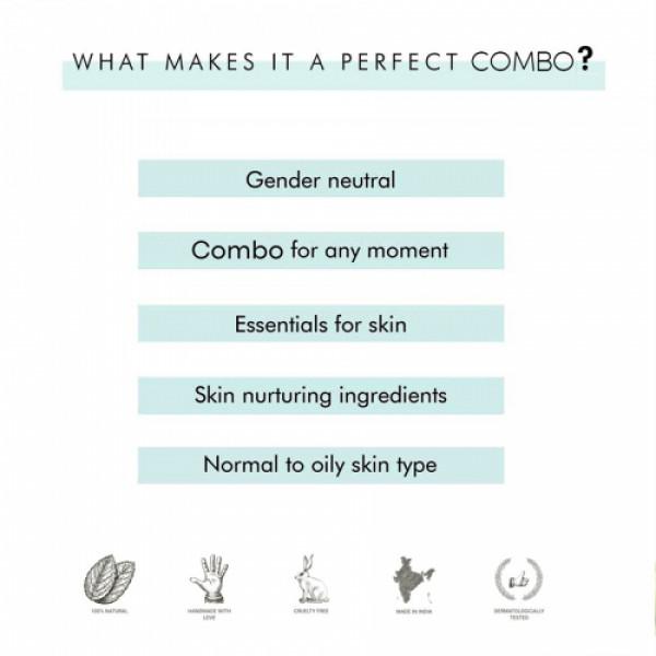 Seer Secrets Cuddly Skin Combo, 610gm