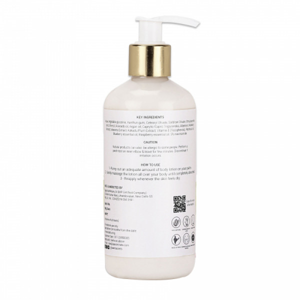 Seer Secrets Rosehip and Kakadu Plum Vitamin C & 5% Niacinamide Day Lotion, 300ml