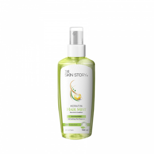 The Skin Story Hair Mist with Kiwi Extract & UV Protection, 100ml
