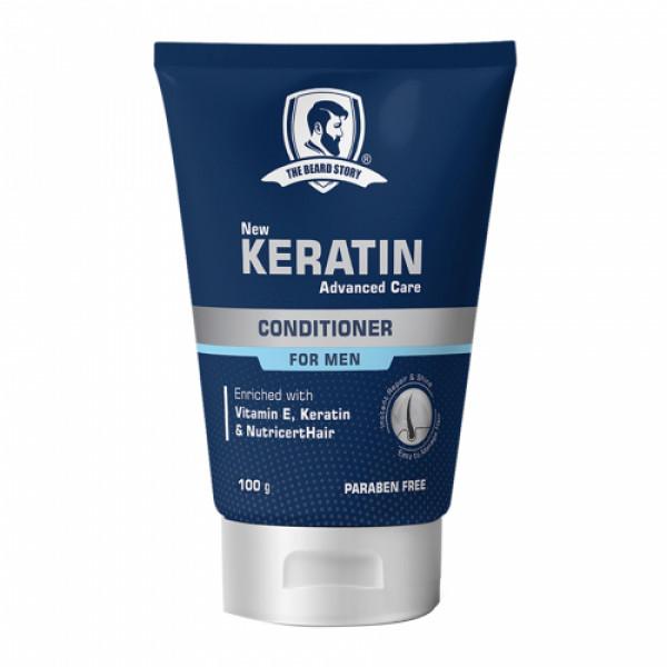 The Beard Story Keratin Advanced Care Conditioner, 100gm