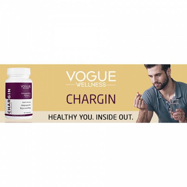 Vogue Wellness Chargin, 60 Capsules