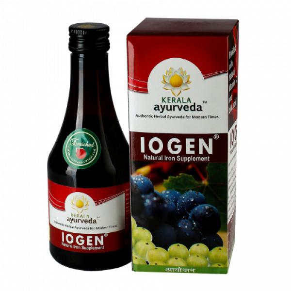 Kerala Ayurveda Iogen Syrup, 200ml