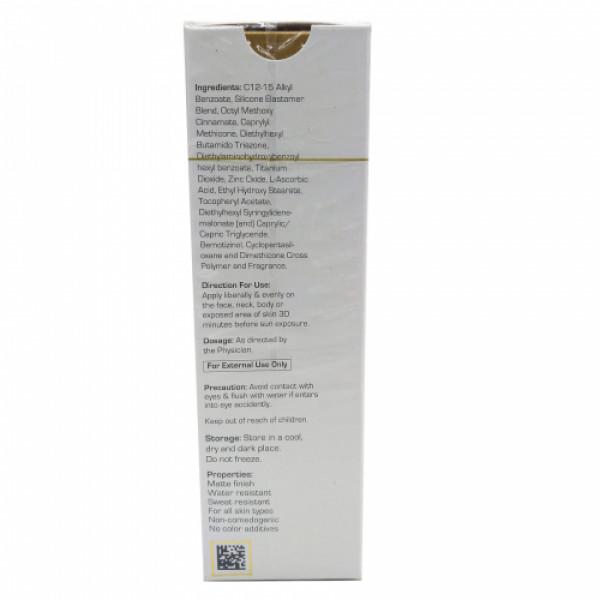 Uv Doux Gold Sunscreen, 50gm