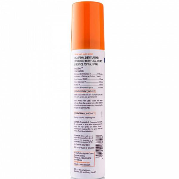 Volini Spray, 60gm
