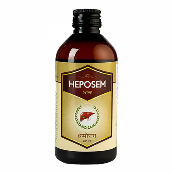 Kerala Ayurveda Heposem, 100 Tablets