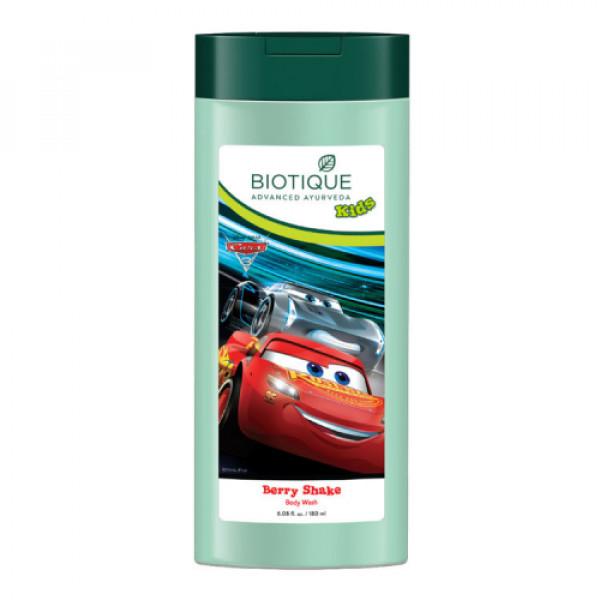 Biotique Berry Shake Cars Body Wash, 180ml