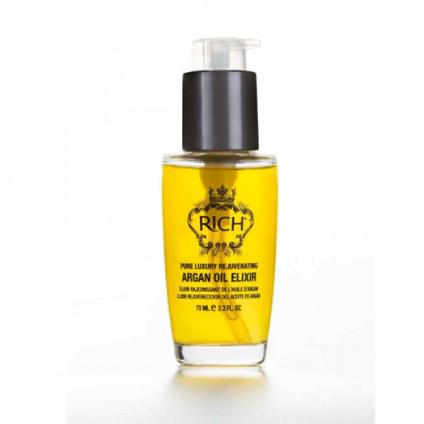 Rich Pure Luxury Rejuvenating Argan Oil Elixir, 70ml