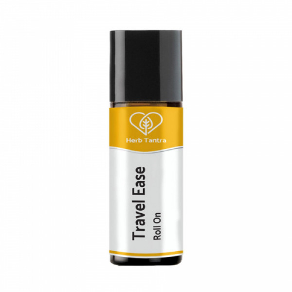 Herb Tantra Travel Ease Roll On, 9ml