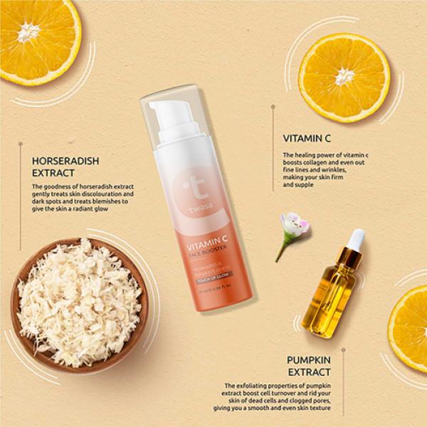 Twasa Vitamin C Face Booster, 25ml