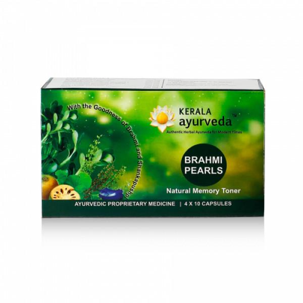 Kerala Ayurveda Brahmi, 40 Pearls