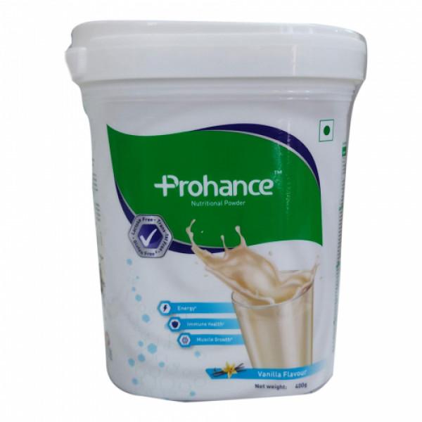 Prohance Vanilla Nutrition Powder, 400gm