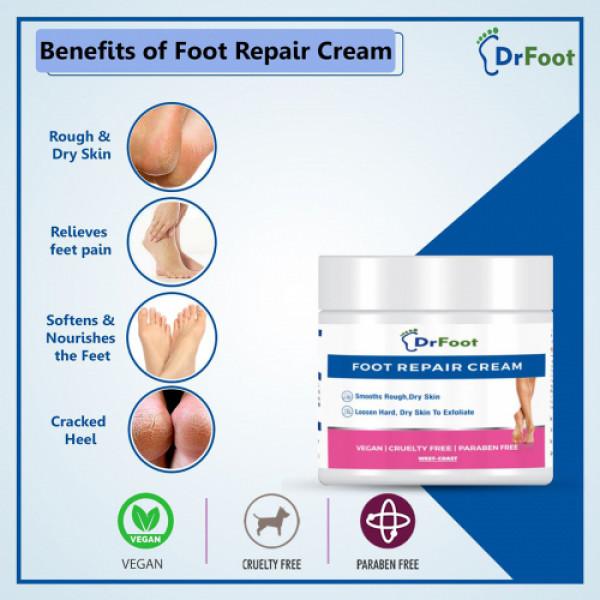 Dr Foot Repair Cream, 100gm