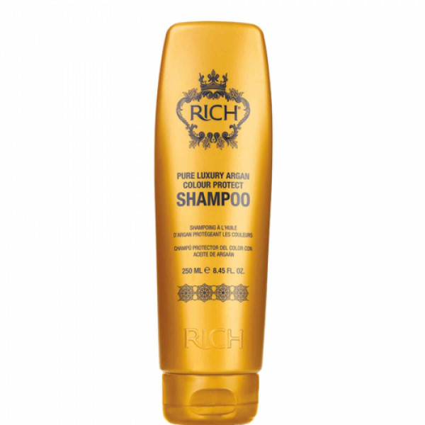 Rich Pure Luxury Argan Colour Protect Shampoo, 250ml