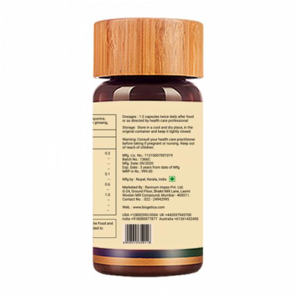 Biogetica Acidsolve - Antacid, 80 Capsules