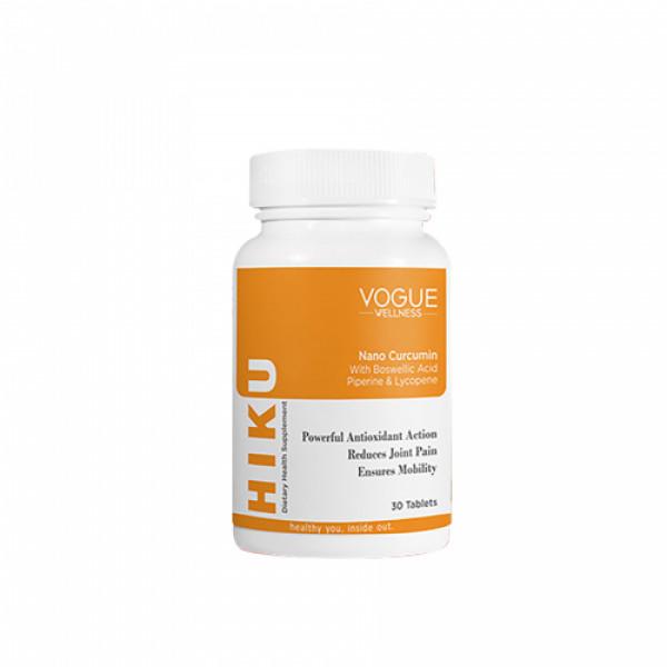 Vogue Wellness Hiku, 30 Tablets