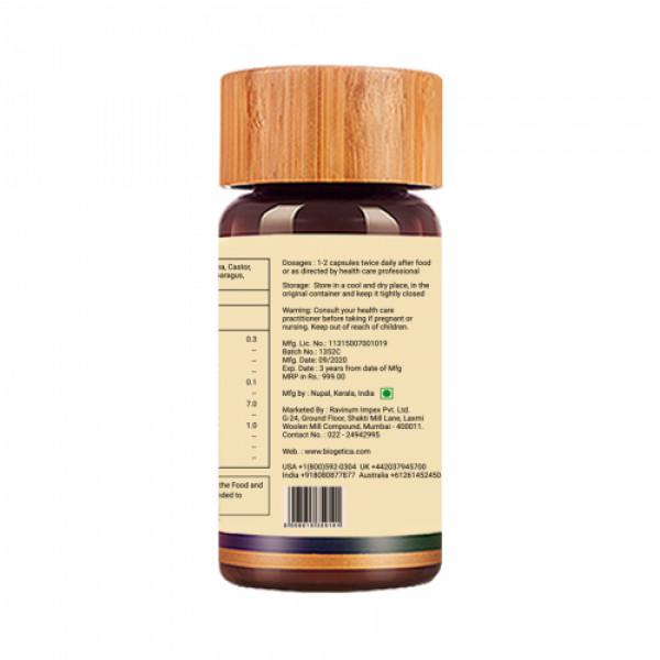 Biogetica Amesolve - Secondary Amenorrhoea Support, 80 Capsules