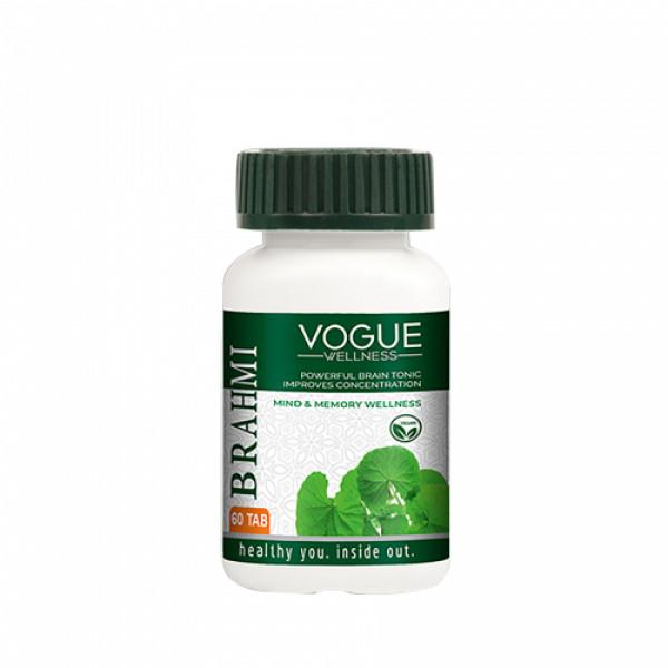 Vogue Wellness Brahmi, 60 Tablets