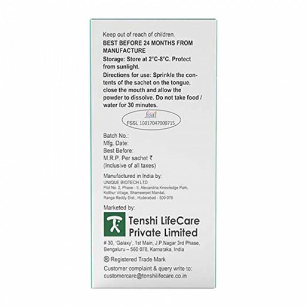 Enkor-D Instamelt Probiotic Sachet,1gm (Pack Of 10)