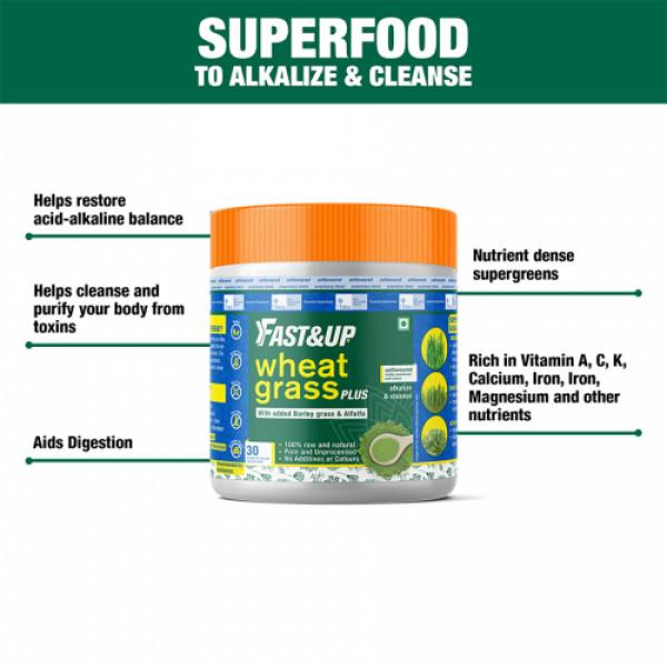 Fast&Up Wheatgrass Plus, 150gm
