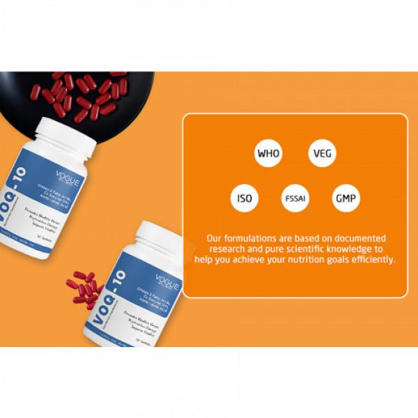 Vogue Wellness VOQ-10, 30 Tablets