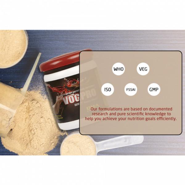 Vogue Wellness Vogpro Whey Protein Powder, 200gm