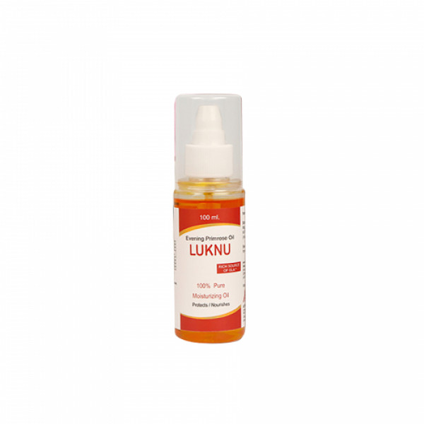 Vogue Wellness Luknu Primrose Oil, 100ml