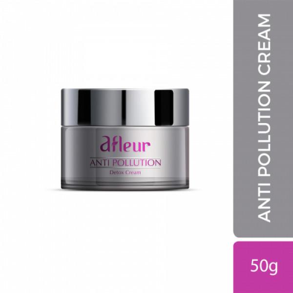 Green Cure Anti Pollution Detox Cream, 50gm