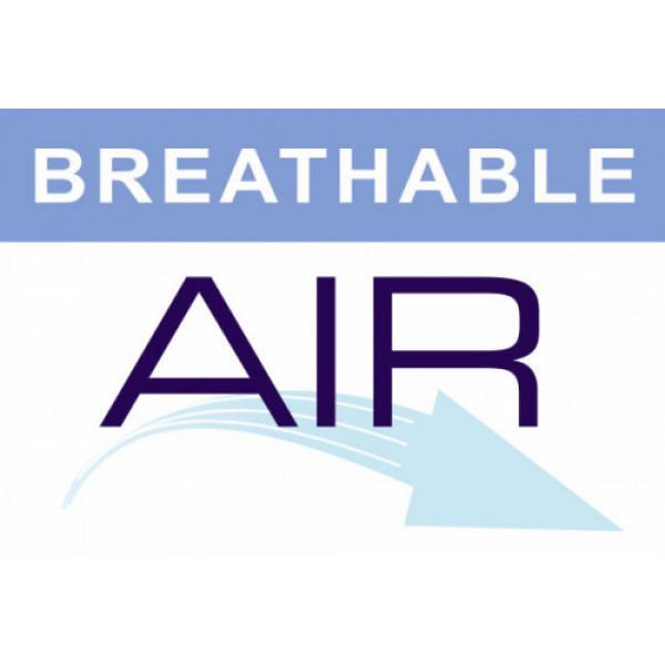 Seni Air Comfort Breathable Adult Diapers Medium, 10 Pieces