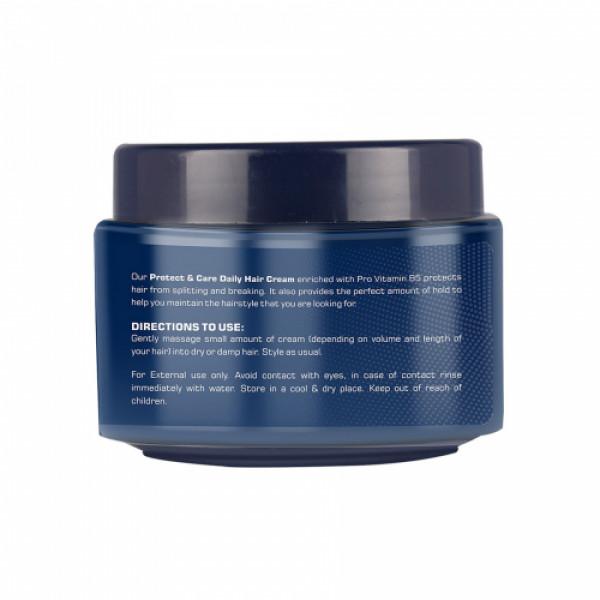 The Beard Story Hair Cream & Hair Styling Gel Combo Pack