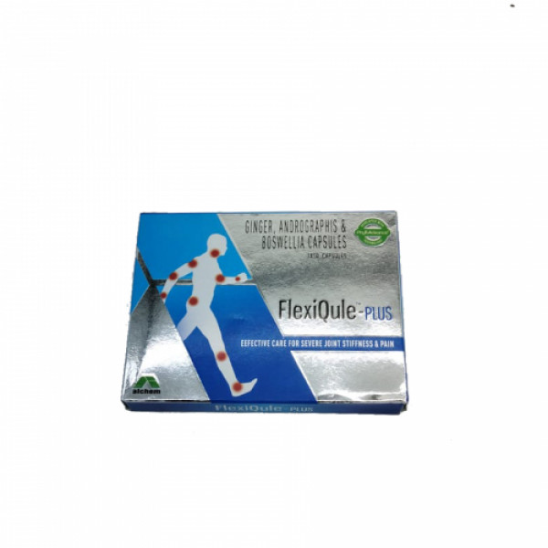 AlchemLife Flexiqule Plus, 10 Capsules