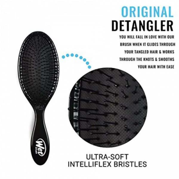Wet Brush Sticker Combo Glamour, Black