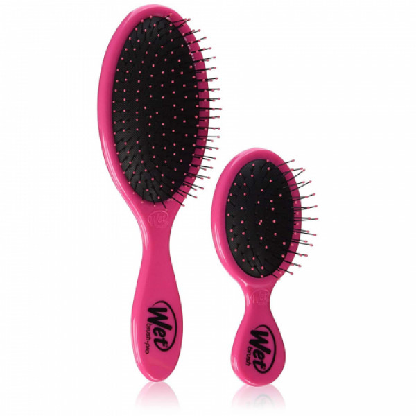Wet Brush Detangle Squirts, Pink