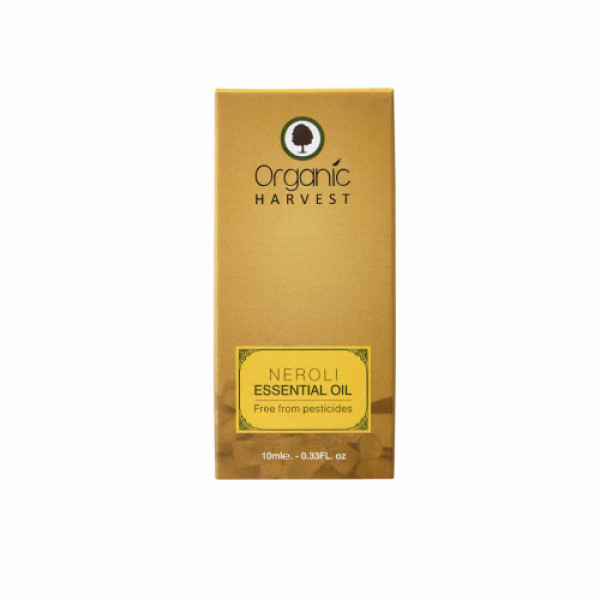 Organic Harvest Neroli Essential Oil, 10ml