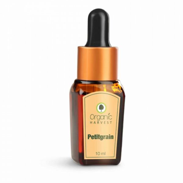 Organic Harvest Petitgrain Essential Oil, 10ml