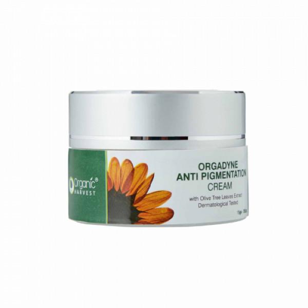 Organic Harvest Anti Pigmentation Cream, 15gm