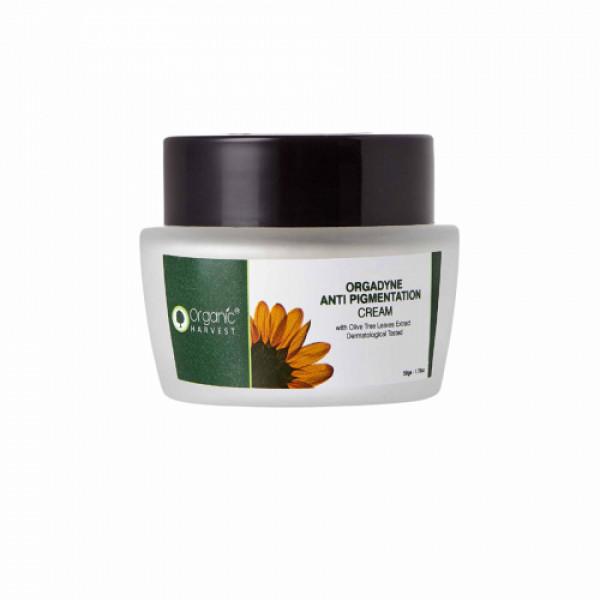 Organic Harvest Anti Pigmentation Cream, 50gm