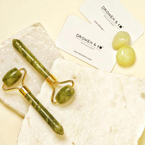 Dromen & Co Mini Jade Facial Roller