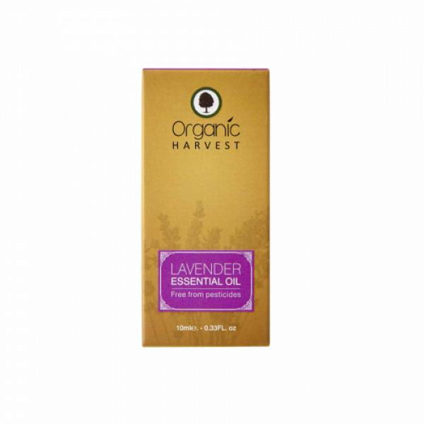 Organic Harvest Lavender Essential Oil, 10ml