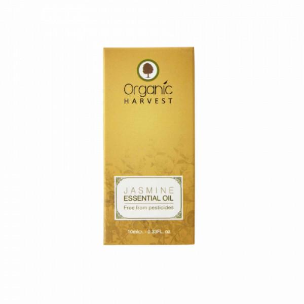 Organic Harvest Jasmine Essential Oil, 10ml