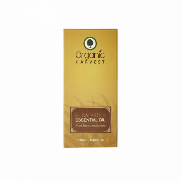 Organic Harvest Eucalyptus Essential Oil, 10ml