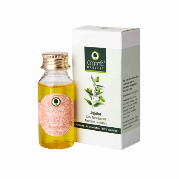 Organic Harvest Jojoba Oil, 60ml