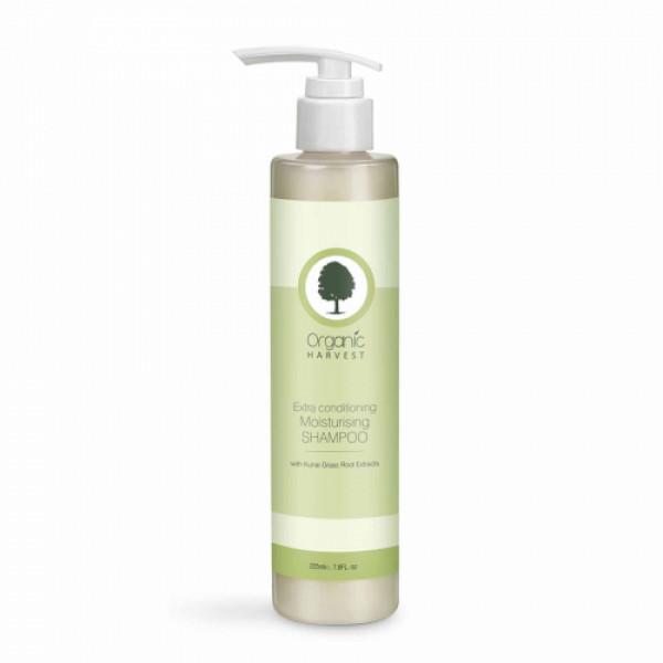 Organic Harvest Extra Conditioning Moisturising Shampoo, 225ml
