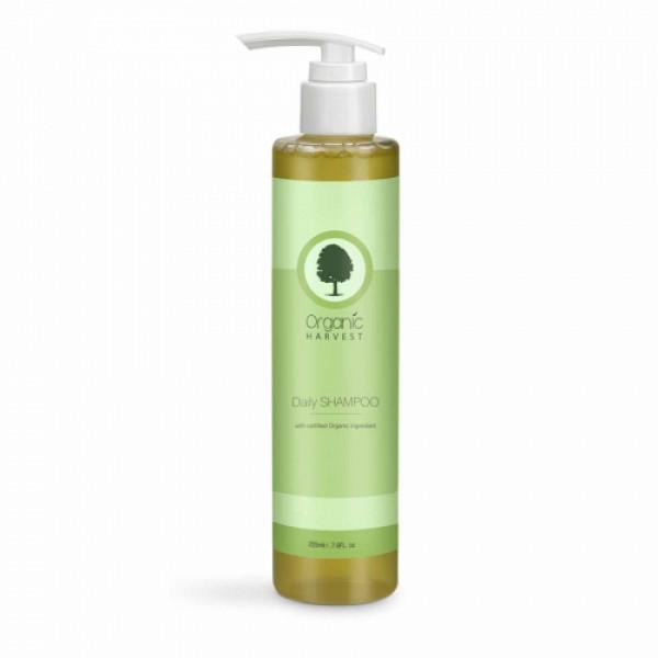 Organic Harvest Daily Shampoo, 225ml