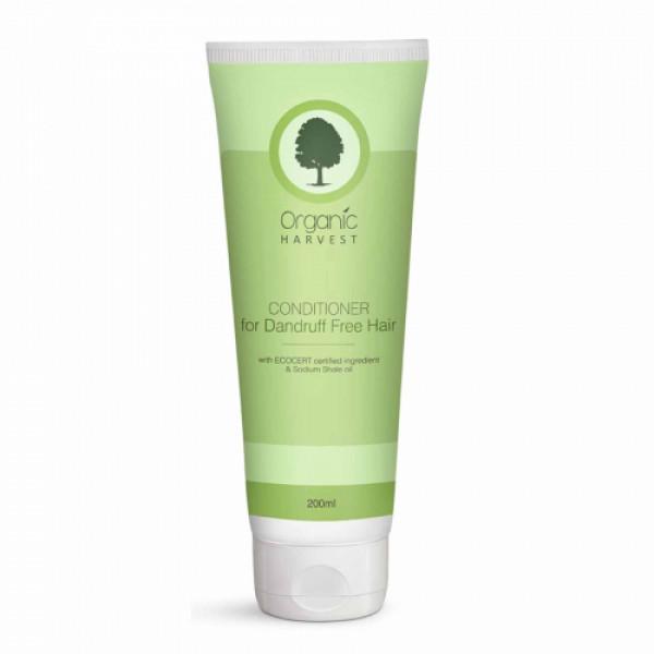 Organic Harvest Conditioner for Dandruff free Hair, 200ml