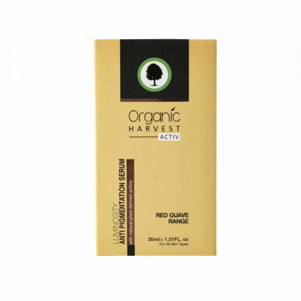 Organic Harvest Activ Range Anti Pigmentation Serum, 30ml